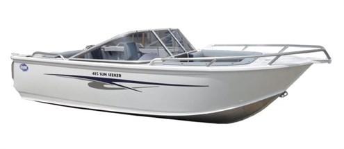Clark Aluminium Boats