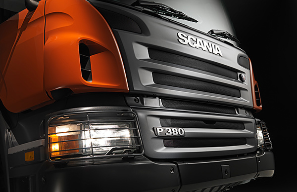 Scania ,-P380,-8x 4,-indian -tipper ,-review ,-ATN2