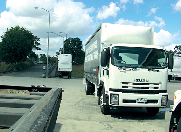 Isuzu ,-FVR,-truck ,-review ,-ATN4