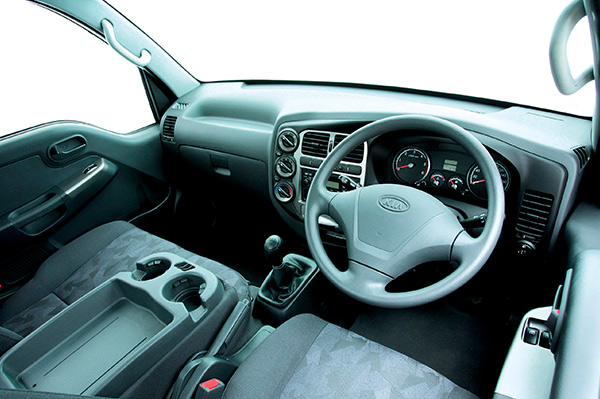 Kia ,-K2900,-truck ,-review ,-ATN3
