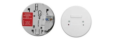 Brooks wireless smoke alarms