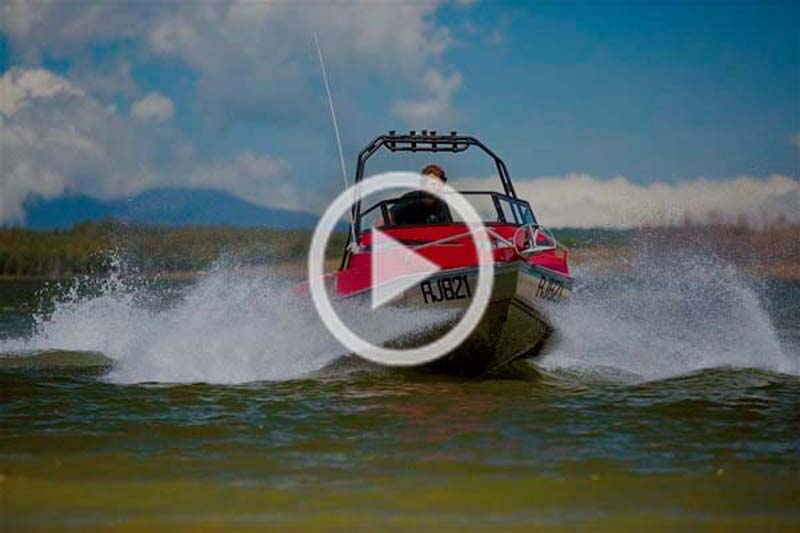 Stabicraft 1650 Fisher video