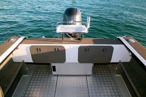 Lazercraft Sport GT deck