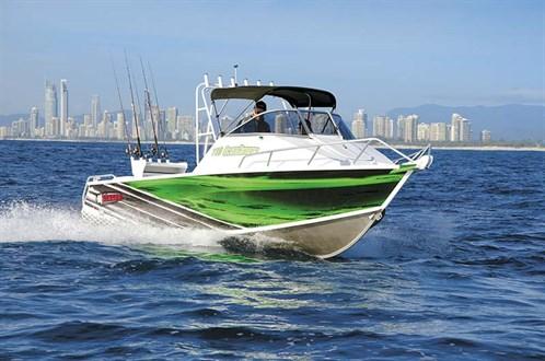 Stacer 739 Ocean Ranger