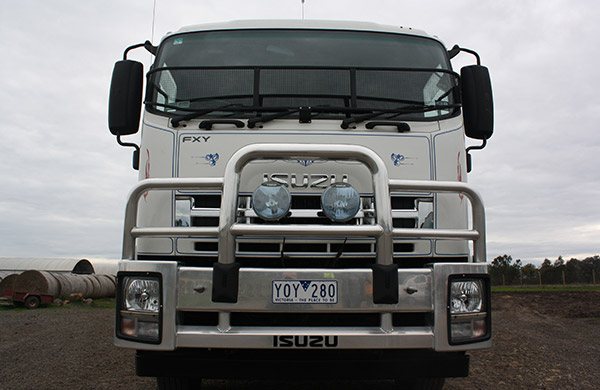 Isuzu ,-Pig -Run ,-FXY-1500,-truck ,-review ,-ATN4