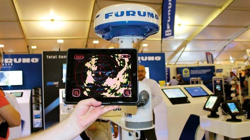 Nobletec Furuno PC radar