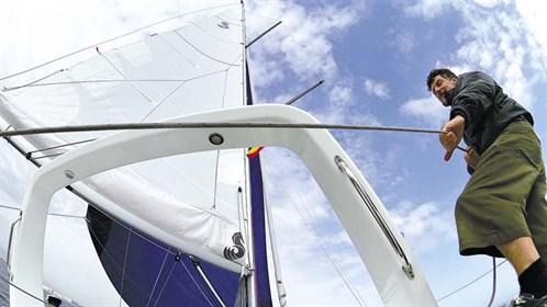 Beneteau Oceanis 35 sails