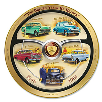 Holden -plate