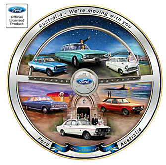 Ford -plate