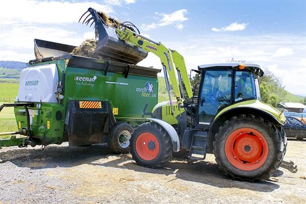 Keenan -Mech -fibre -340-mixer -wagon -review
