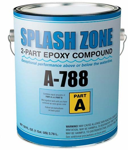 Splash Zone epoxy
