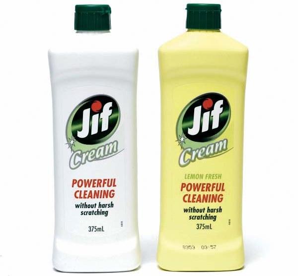 Jif cleaner