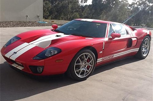 Ford -gt 40-600