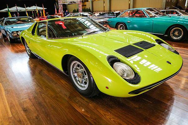 Lamborghini -muira -600