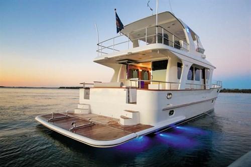 Clipper Cordova 60 motoryacht