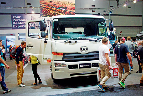 Brisbane -Truck -Show -2015,-Trade Trucks 10