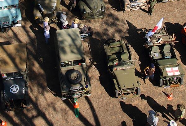 Corowa ,-Swim -In -and -Military -Vehicle -Gathering ,-Trade Trucks 15
