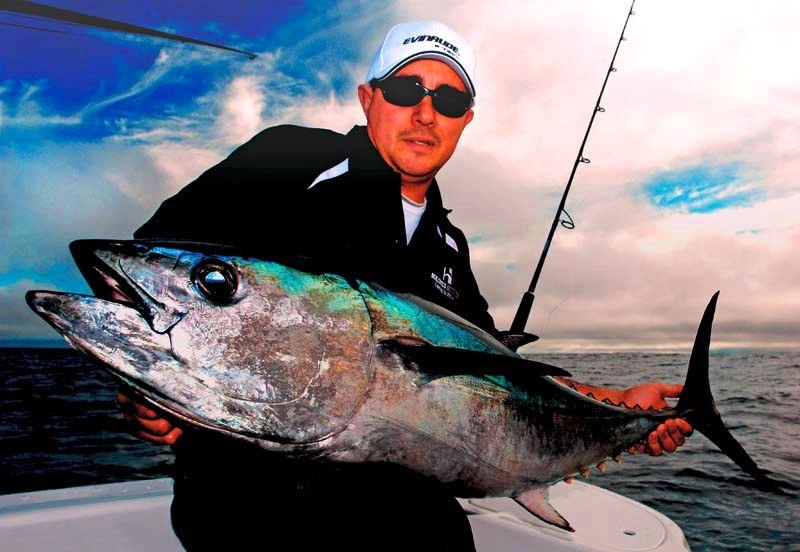 Southern bluefin tuna fishing