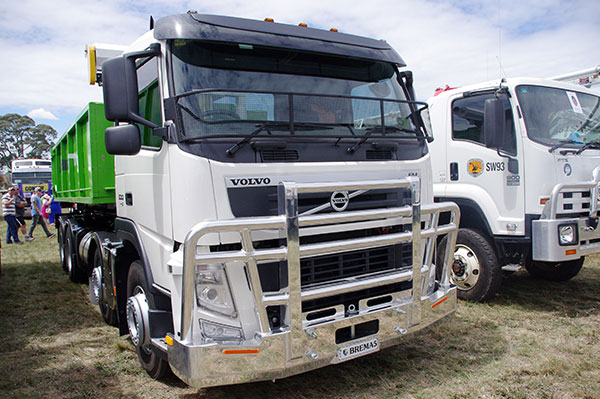 Canberra -Convoy ,-Cancer -Families ,-2015,-event ,-Trade Trucks 29