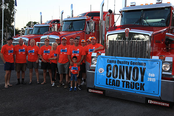Camp -Quality -Convoy ,-Geelong ,-Trade Trucks3