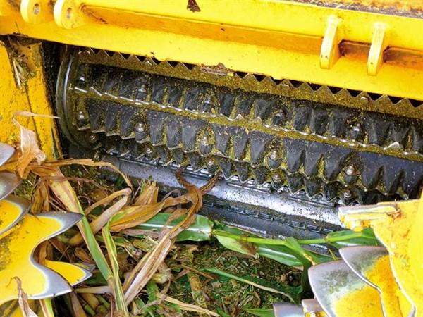 New Holland FR600 Harvester _plastic Inserts _FR6008