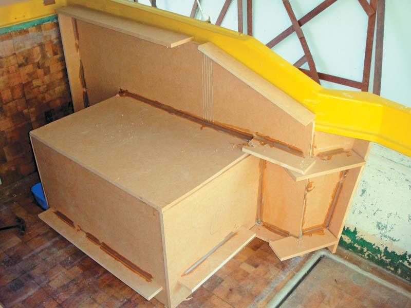 DIY mould for Haines project boat
