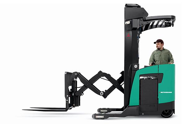 Forklift ,-review ,-Mitsubishi ,-EDR18N2,-ATN3