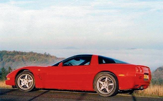Corvette -c 5-658