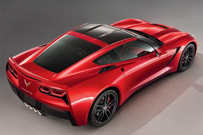 Corvette -c 7-658
