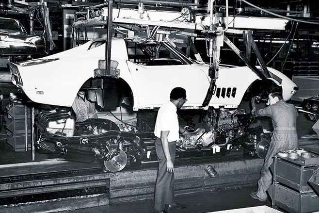 Corvette -c 3-658