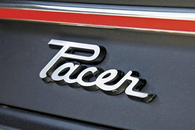 Pacer --658