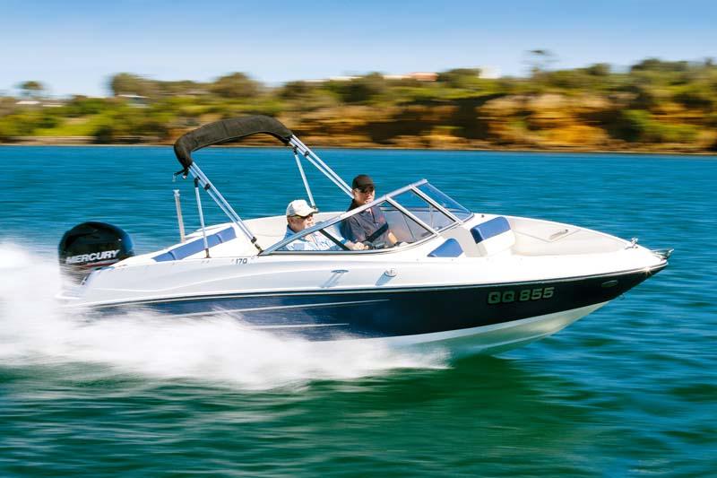 Bayliner 170 Outboard bowrider