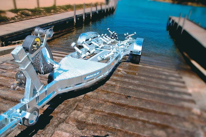 Mackay boat trailer