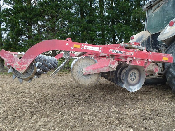 Farm Chief Express 3000 Cultivator