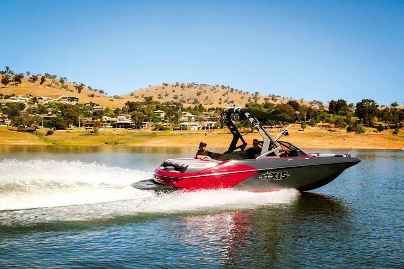 2016 Malibu Axis A20 wakeboat