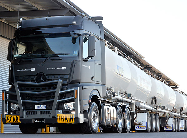 Mercedes -Benz ,-Arocs ,-test -vehicle ,-TT