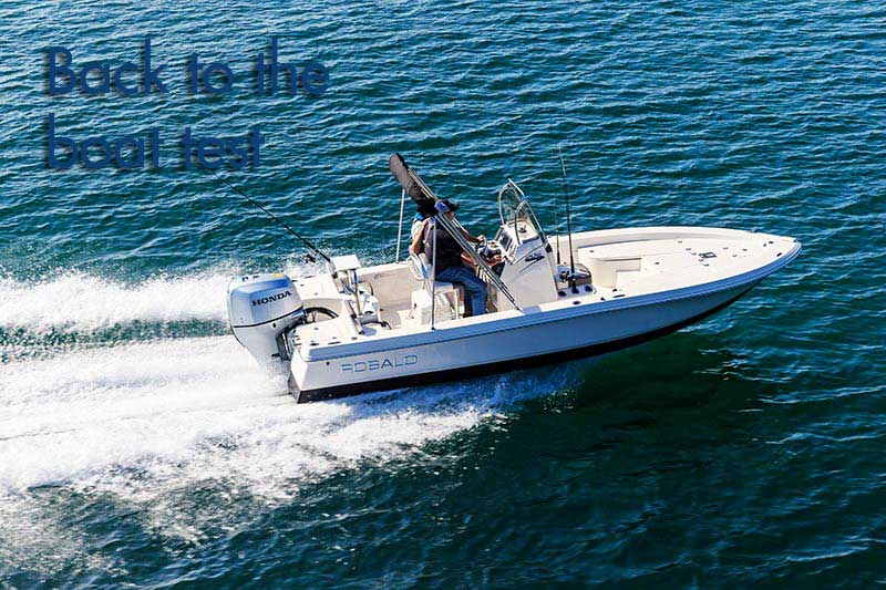 Robalo Cayman 206 review