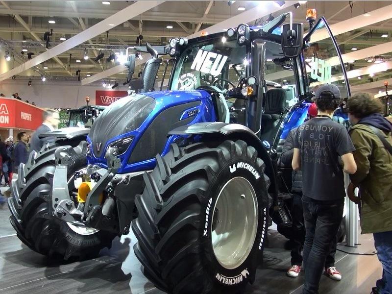 Valtra N174V Agritechnica 2015
