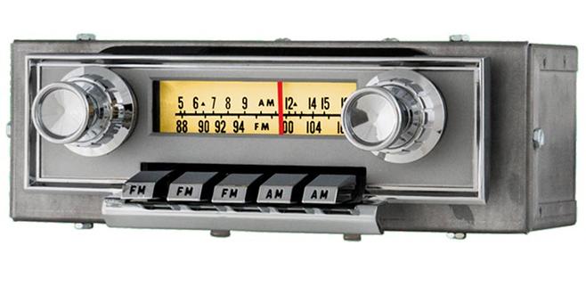 Retro -radio