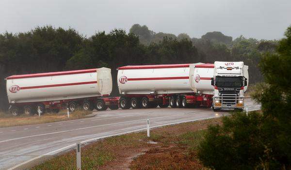 Scania R730 Test