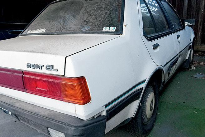 Mitsubishi -colt