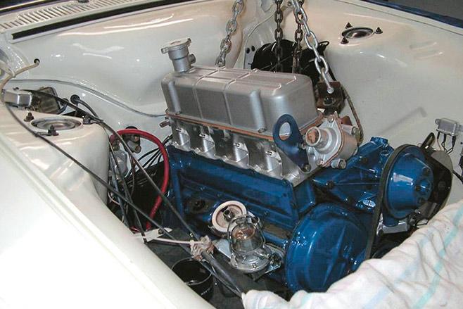Singer -vogue --engine -bay -658