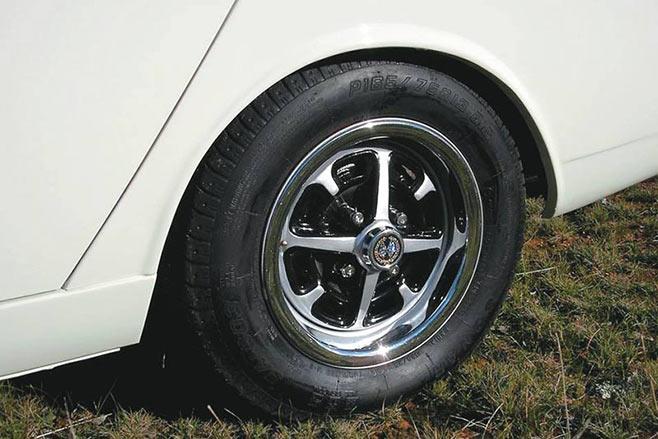 Singer -vogue -wheel -658