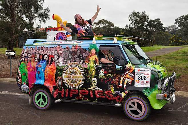 Variety -hippies -2-658