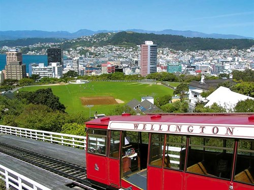Wellington -Cable -Car