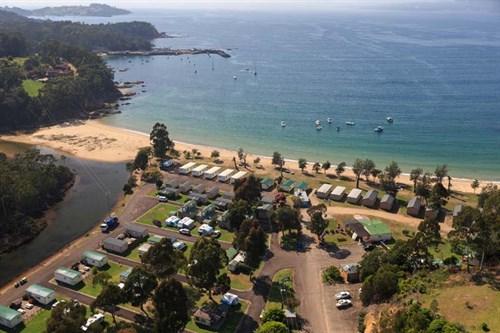 Boat launch facilities near Sapphire Sun Eco Village
