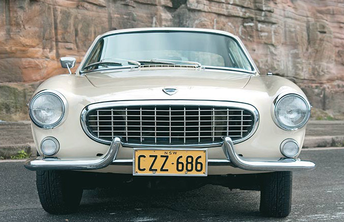 Volvo p1800 for sale in australia