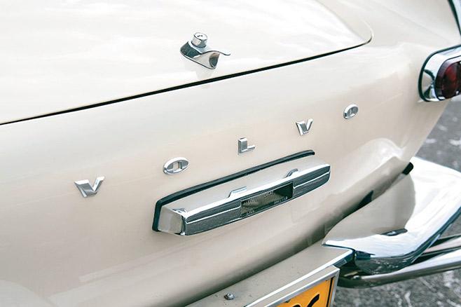 Volvo -P1800-19-658
