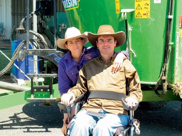 Rob -and -Sarah -Cook