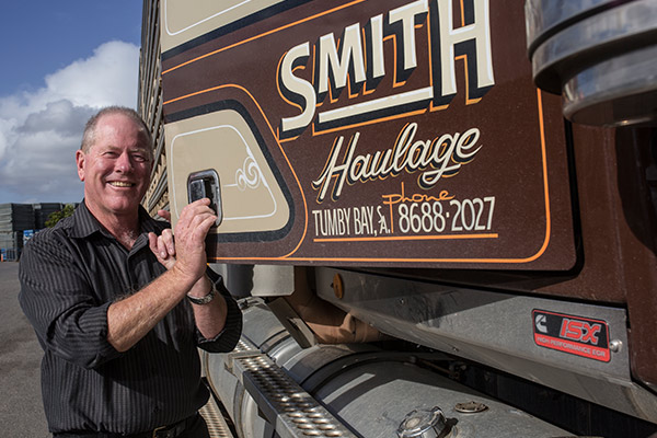 Smith -Haulage ,-Operator ,-ATN5
